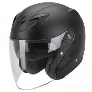 Scorpion EXO-220 (Solid) Black Matte