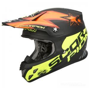 Scorpion VX-20 AIR (Magnus) Bk,Ye,Re