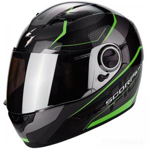 Scorpion EXO-490 (Vision) Black, Green