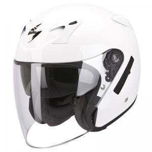 Scorpion EXO-220 (Solid) White