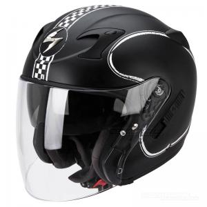 Scorpion EXO-220 (Bixby) M-Bk/Wh