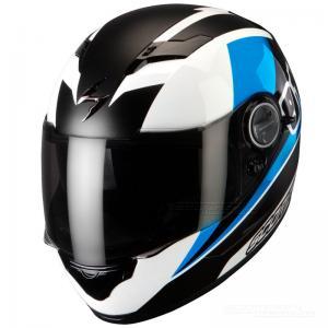 Scorpion EXO-500 AIR (Evo) Svart, Blå