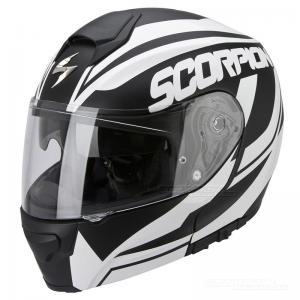 Scorpion EXO-3000 AIR (Serenity) M.Bk/Wh
