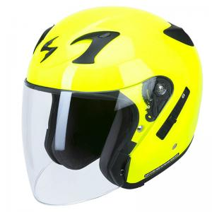Scorpion EXO-220 (Solid) Neon Yellow