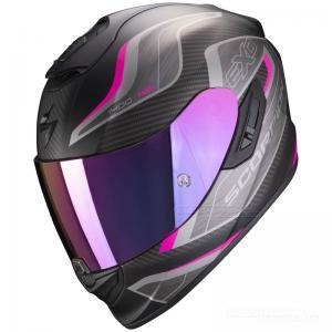 Scorpion EXO-1400 AIR (Attune) Mattsvart, Rosa