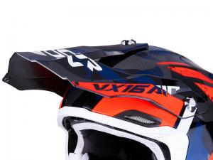 Scorpion Skärm (VX-16 AIR, Waka) Silver, Röd, Blå
