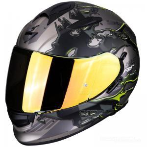 Scorpion EXO-510 AIR (Likid) Titan, Neongul