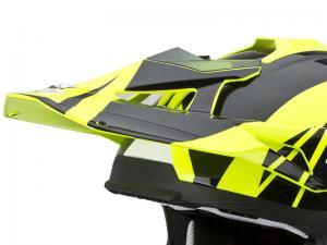 Scorpion Skärm (VX-15 EVO AIR, Krush) Neongul