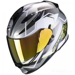 Scorpion EXO-510 AIR (Balt) Silver, Vit, Neongul