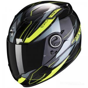 Scorpion EXO-490 (Nova) Svart, Neongul