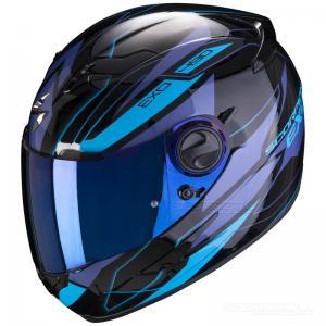 Scorpion EXO-490 (Nova) Svart, Blå