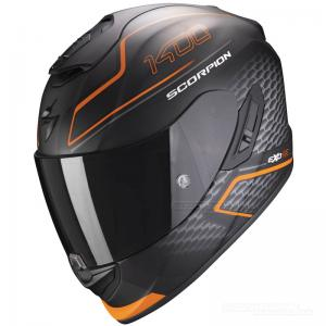 Scorpion EXO-1400 AIR (Galaxy) Matt Orange