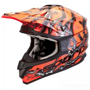 Scorpion VX-15 AIR (Oil) Orange