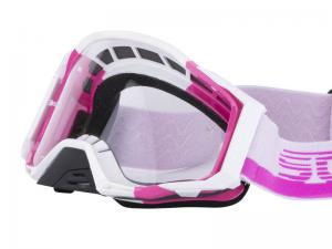 Scorpion Crossglasögon Goggles (E21) Rosa, Vit